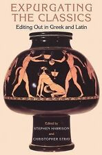 2012-08-15, Expurgating the Classics: Editing Out in Latin and Greek, Stray, Chr