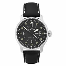 Fortis Cockpit One AutomaticSwiss Made Men's Pilot Watch 704.21.18.L01