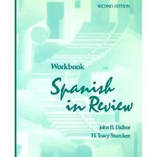 Workbook TA Spanish In Review 2e