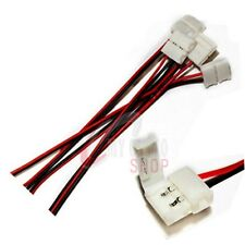 5 x PCB Cable Adapters for 3528/5050 Single Color LED Strip Connect to END cable