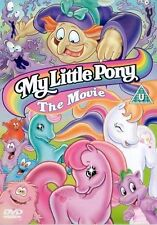 My Little Pony - The Movie [1986] DVD Frank Welker, Alice Playten, Michael Joens