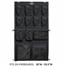STEALTH MOLLE GUN SAFE VAULT DOOR PANEL ORGANIZER PISTOL KIT CUSTOMIZABLE LARGE