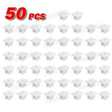 50pcs Bumper Fender Hood Trim Clips Retainer Fastener for Toyota Corolla Camry
