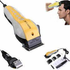 Pro Rechargeable Electric Hair Clipper Trimmer Cutter Shaver Set Barber EU Plug