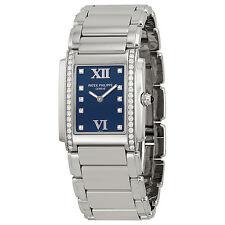Patek Philippe Twenty-4 Medium Stainless Steel Ladies Watch 4910-10A-012
