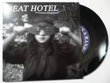 """BEAT HOTEL feat. Jim Shepard-The best of our years *** 7"""" - VINILE *** NEW ***"""