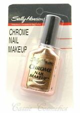 Sally Hansen Chrome Nail Polish / Nail Makeup - Salmon Pearl # 41