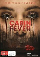 Cabin Fever : NEW DVD