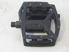 "Wellgo alloy 9/16"" flatland freestyle platform pedals rare old mid school"