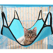 Pet Cat Dog Cage House Hammock Soft Bed Animal Hanging Pupply Comforter Ferret