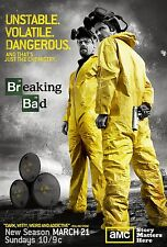 Breaking Bad Version B Tv Show Poster 14x20  inches
