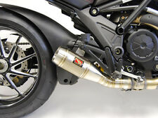 Competition Werkes GP Slip-on Exhaust  2011-15 Ducati Diavel / WDDVL-S