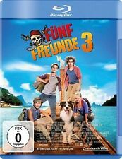 The Famous Five 3 (2014) ( Fünf Freunde 3 ) ( The Famous 5 - Three ) (Blu-Ray)