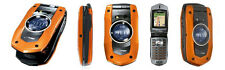 Casio G'zOne Boulder C711 - Orange (Verizon) Cellular Phone (no camera)