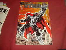 STEEL #0   Death Of Superman spin-off     DC Comics 1994 -  NM