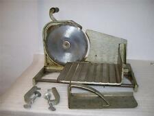 General Meat Slicer. Heavy Duty. Comes w/ Clamps.