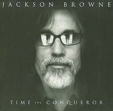 Time the Conqueror  by Jackson Browne (CD,...