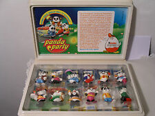 KINDER SORPRESA DIORAMA BOOK PANDA E PARTY 1994 RARISSIMO