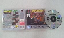 Crash Bandicoot Sony PlayStation 1 PS1