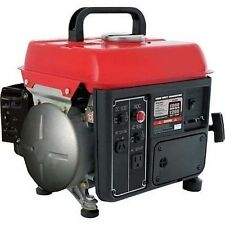 Portable Generator Gas 1,200 Watts - 2 Stroke - 1.2 Gallons - 1.5 HP - 115V