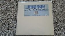 Jermaine Stewart - Don't talk dirty to me US REMIXES 12'' Disco Vinyl
