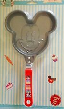 Disney Mickey Mouse NON STICK Pancakes FRI Pan Eggs Cooking Format Template GIFT