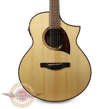 Brand New Ibanez AEW22CDNT Cordia Exotic Wood Acoustic-Electric Guitar