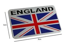 Union Jack Car Decal Badge Logo - Rolls Royce Silver Spirit