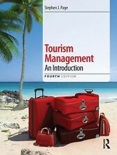 Tourism Management, Page, Stephen J., Acceptable Book