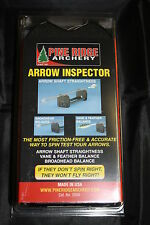 Pine Ridge Archery  Arrow Spinner Inspector Spin Tester