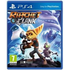 Ratchet & Clank PS4 Game Brand New