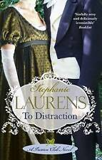 To Distraction (Bastion Club Series), Stephanie Laurens, Paperback, New