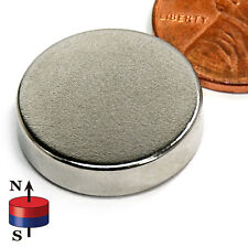 CMS Magnetics®  4 pieces: Super Strong Neodymium Magnets N52 3/4x3/16""