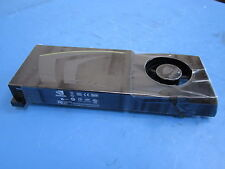 NEW Nvidia 135-0127-000 GeForce GTX 280 DC12V 0.48A * CASE + FAN + HEATSINK ONLY