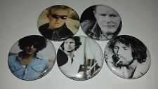 5 Don Henley pin button badges 25mm The Eagles Boys of Summer Take it Easy