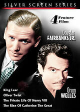 Silver Screen Series V.4 Douglas Fairbanks, Jr., Orson Welles, Charles Laughton