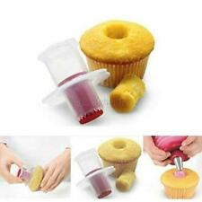 Hot Kitchen Cupcake Muffin Cake Corer Plunger Pastry Decorating DIY Tools Model