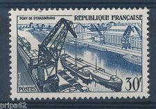 CC - TIMBRE DE FRANCE N°1080 NEUF Charnière*