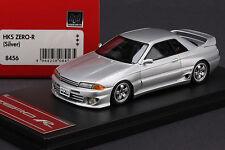 Last One -- HKS Zero-R TF2005 **Silver**  --  HPI #8456 1/43