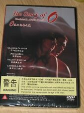 The Story Of O - The Series II After Orgasm DVD-Claudia Cepedia, Paulo Reis (R0)