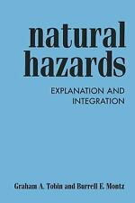 Natural Hazards: Explanation and Integration-ExLibrary