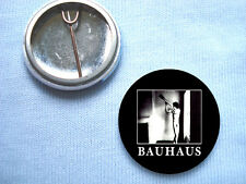 Bauhaus In The Flat Field 25mm Badge Pete Murphy Bauhaus