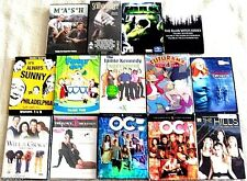 13 DVD/VHS SETS & 1 CD ROM OF TV SHOWS/MOVIES-OC-FAMILY GUY+ FREE U.S. SHIPPING