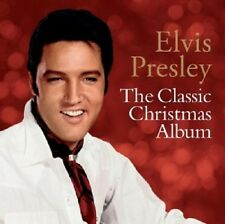 ELVIS PRESLEY - THE CLASSIC CHRISTMAS ALBUM  CD NEU
