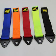 OMP Tow Strap Universal JDM Racing Belt Recovery Hook Towing Hook TRS SPR 2 Ton