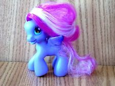 """My Little Pony   - 4""""   - 2008  STAR SONG Starsong PURPLE &  PINK"""