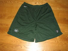 NEW Mens New York Jets NFL Equipment Play Dry Football Shorts Size S Small SM