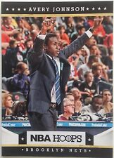 Avery Johnson Coach Brooklyn Nets # 14 Panini 9 Single Original 2011-2012