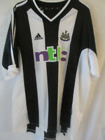 Newcastle United 2001-2003 Home Football Shirt Size XL /11671