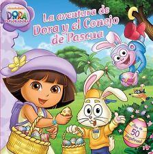 La aventura de Dora y el Conejo de Pascua Dora's Easter Bunny Adventure Dora